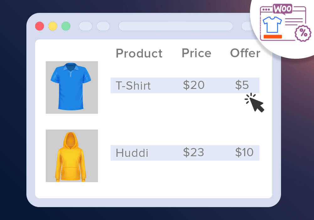 woocommerce smart offers upsell cross sell downsell solution